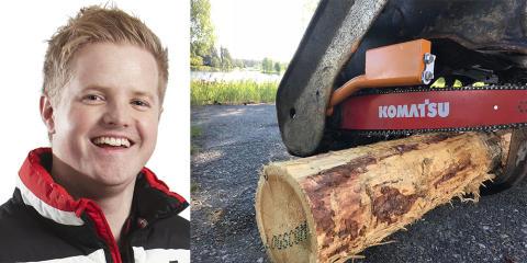Logscom erbjuder effektiv virkesmätning