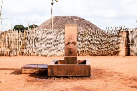 CHUVA - REGEN: Pulsierende Beats für sauberes Wasser