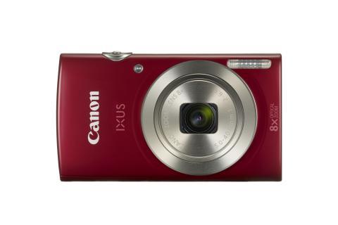 Canon IXUS 175 röd