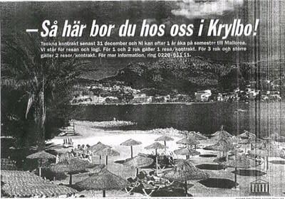 Så här kan du bo hos oss i Krylbo
