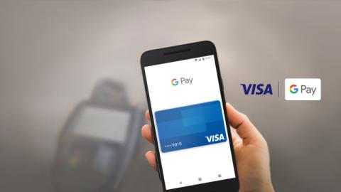 Google Pay now available for Swiss Visa cardholders