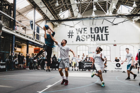 Street basket, GAME Finals