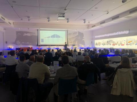 High res image - Cox Powertrain - 2019 Global Distribitor conference