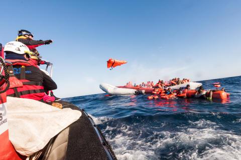 Medelhavet: EU-politik fortsätter skörda liv