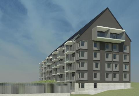 Willhem bygger nya hyresrätter i Jönköping