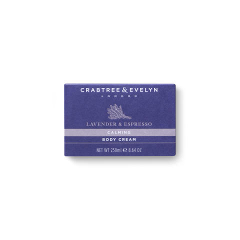 Lavender & Espresso Body Cream