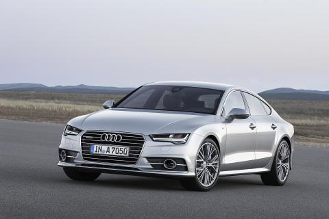 I al sin skønhed – den nye Audi A7 Sportback