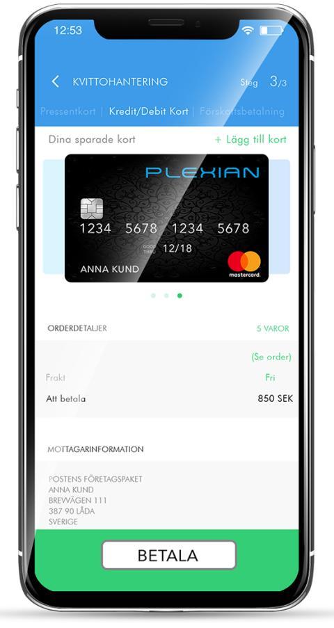 Plexian Plattform Smartphone