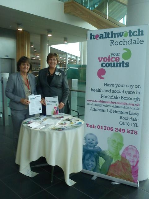 Healthwatch wants your stories
