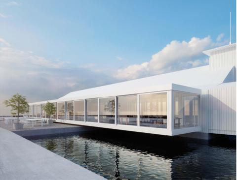 Wingårdhs Arkitekter har hjälpt oss att förverkliga drömmen!