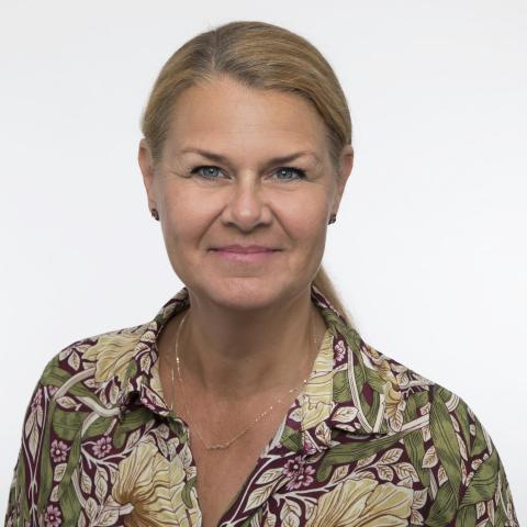 Jenny Dingertz, marknadsområdeschef fastighetsförvaltning