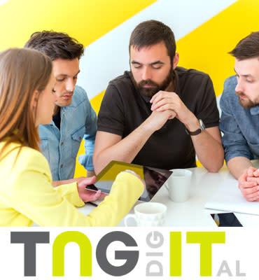 TNG IT Digital medverkar på Webbdagarna i Stockholm 2016