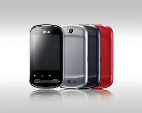 LG lancerer Optimus Me – en brugervenlig smartphone til førstegangskøbere
