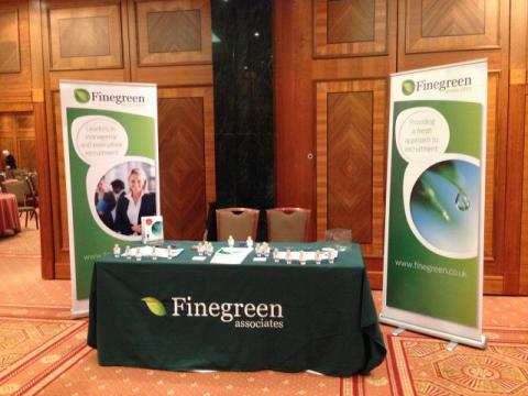 Finegreen Clinical Team exhibiting at the Capita Safeguarding Adults Conference today