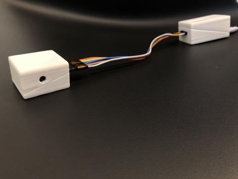The new sensor prototype
