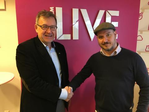 SM-finalen stannar i Stockholm och Ericsson Globe i två säsonger till