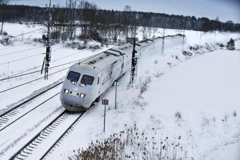 X 2000 Snabbtåg