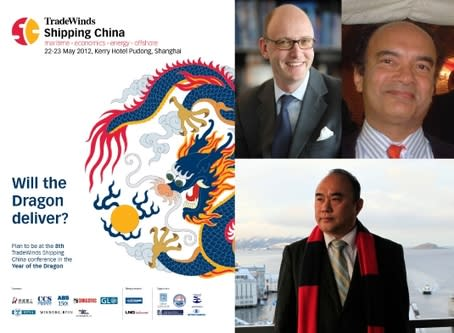 TradeWinds Shipping China Conference to be Held in Shanghai