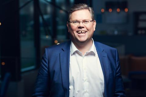 Hotelldirektör Lars Roalkvam