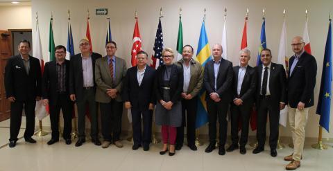 Mexikanskt Innovationscenter accelererar samarbetet med Krinova