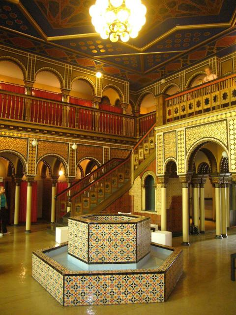 100 Jahre Historisches Leipziger Stadtbad - Jubiläum am 14. Juli 2016