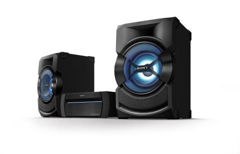 Мощный звук SHAKE-X1D - высокий класс развлечений