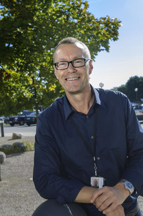 Per Byström, medicinsk rådgivare på Novartis Onkologi