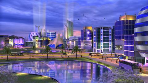 "Mjärdevi Science Park ""Best Practice"" för blivande Konza Techno City i Kenya"