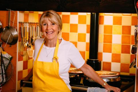 Star of the BBC's 'The Great British Bake Off' to join Fred. Olsen's 'The Great British Cruise' in Summer 2016