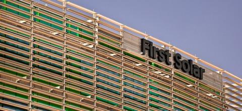 GE, First Solar form partnership