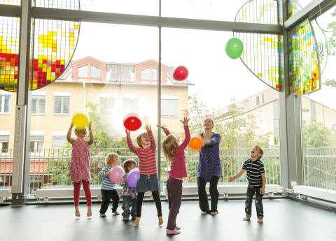 Kulturhus: Lek i Kulturrummet