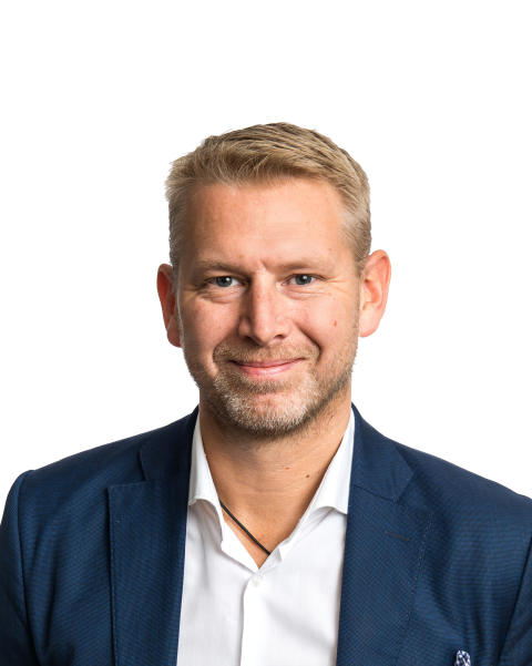 Peter Carlsson, CEO