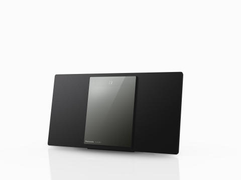 Panasonic's Sleek HC1020 Speaker adds Trendy Interior Style and Outstanding Sound to your Home