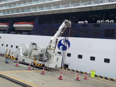 Cavotec supports sustainable development of China's cruise sector