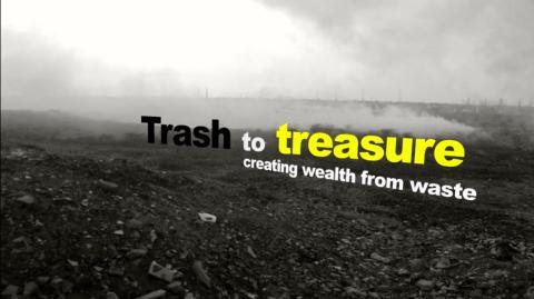 Trash to Treasure - Documentary on Upcycling
