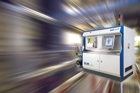 Vollständige Bandbreite der additiven SLM®-Technologie auf der METAV 2016