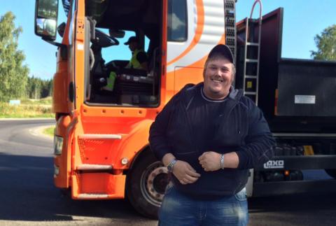 Pressmeddelande: Emil Jansson är Örebroregionens hållbaraste förare
