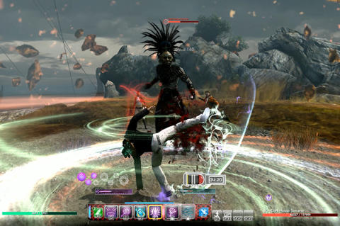 Funcom reveals new action combat system in 'Secret World Legends'