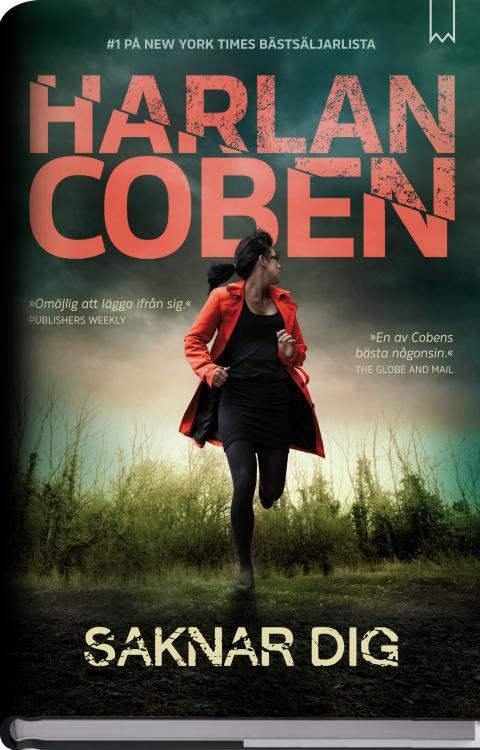 PRESSMEDDELANDE: Ny spänningsroman av thrillerns mästare Harlan Coben