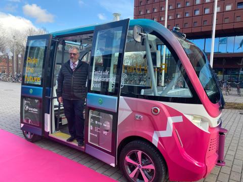 Invigning_Ride the future_Linköping