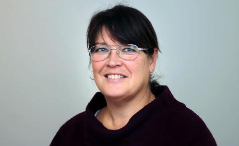 För Carina Blank är Högskolan i Gävle en hjärtefråga