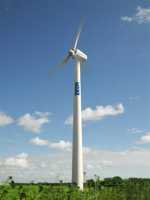Öresundskrafts vindkraftverk - Bild 2