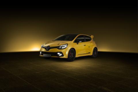 Renault CLIO R.S.16:  Ny kraftfull konceptbil från Renault Sport