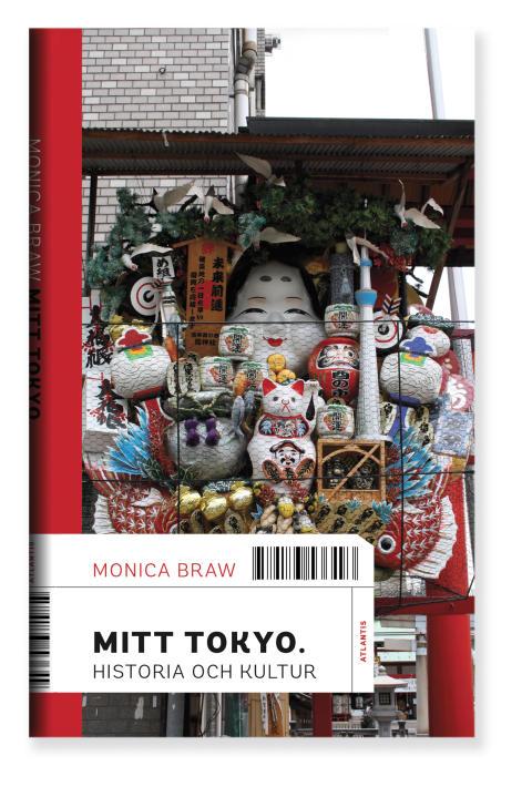 Sveriges främsta Japankännare skriver om Tokyo