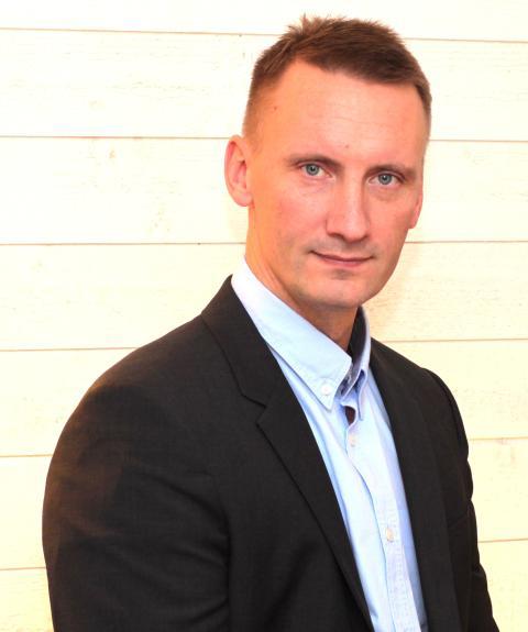 Jan-Erik Kukkonen ny VD för Bilfinger Industrial Services Sweden AB