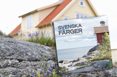 Svenska Färger för träfasader