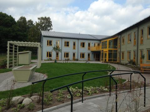 Framtidens äldreboende öppnar i Sollentuna