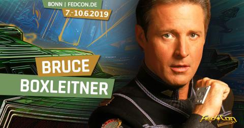 FedCon 28: Bruce Boxleitner - Der Star aus Babylon 5 und Tron kommt nach Bonn