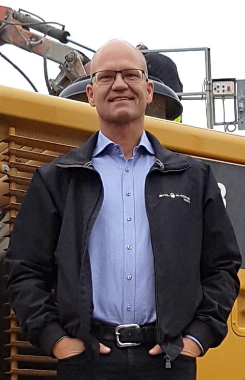 Magnus Persson, delägare VSM-gruppen