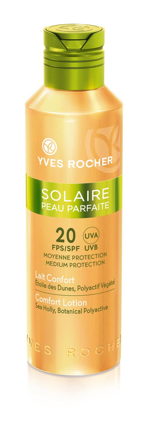 Solaire Peau Parfaite Comfort Lotion – Medelhögt skydd SPF 20
